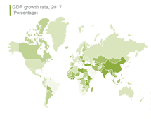 GDP growth in 2017